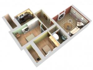 Перепланировка квартиры: проектная документация, оформление, стоимость