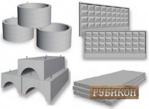 Бетонные блоки для строительства
