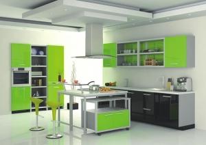Электроснабжение на современной кухне