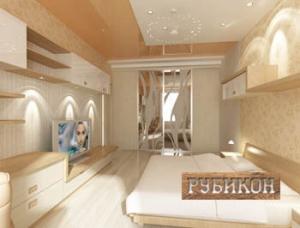 Косметический ремонт в спальне своими силами