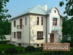 Как построить изящный дом